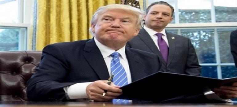 امریکی صدر ڈونالڈ ٹرمپ کا بین الاقوامی جرم 5