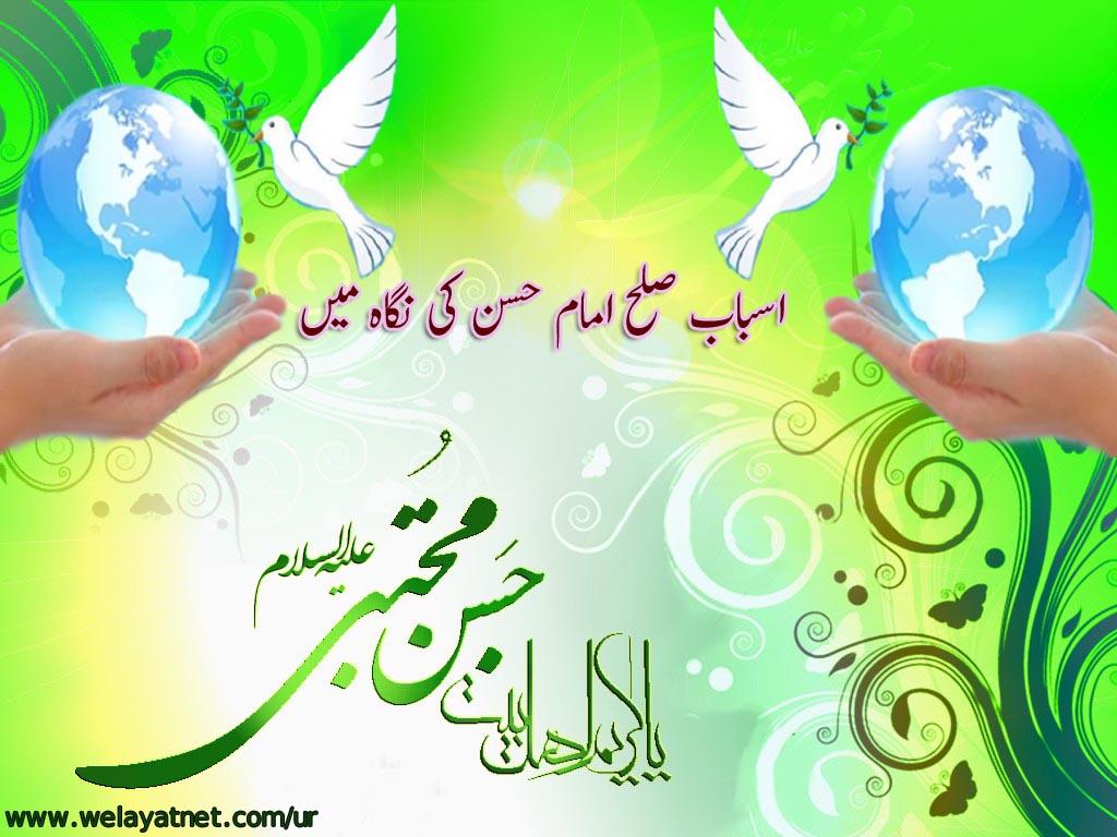اسباب صلح امام حسن(علیہ السلام) کی نگاہ میں