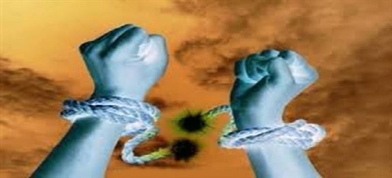 عیب تلاش کرتے ہوئے شیطان کے چنگل میں پھنسنا اور فرار کرنا