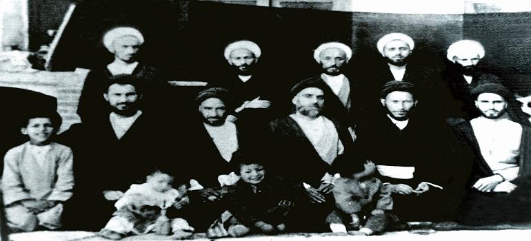 امام خمینی (علیہ الرحمہ) کا تعلیمی دور