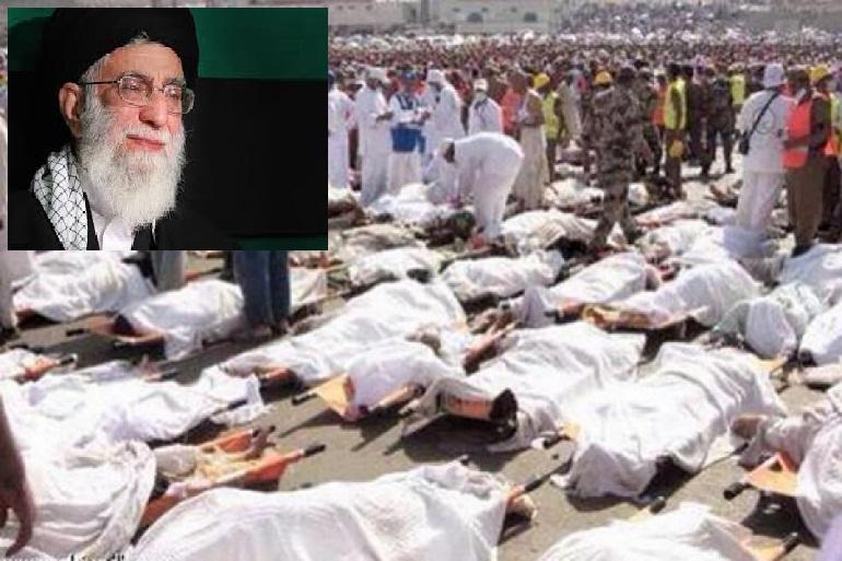 رہبر انقلاب اسلامی کا منیٰ کے المناک سانحے پر تعزیتی پیغام