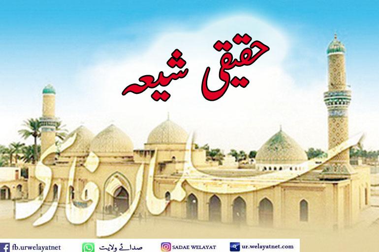 حقیقی شیعہ