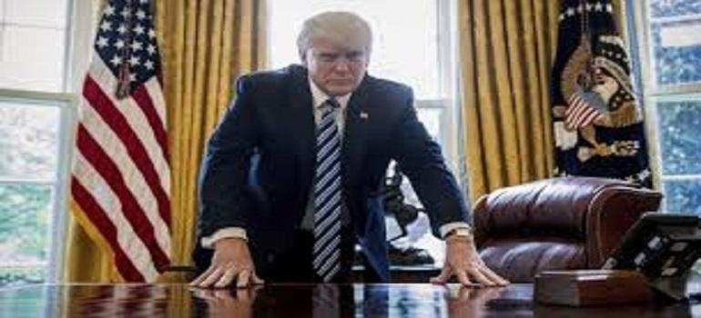 امریکی صدر ڈونالڈ ٹرمپ کا بین الاقوامی جرم 3