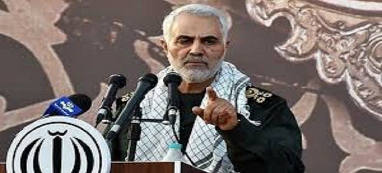 جنرل قاسم سلیمانی کی شہادت سے دشمنِ اسلام کا بے نقاب ہونا