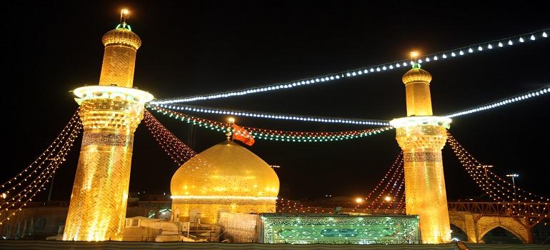 مدینہ اور مکہ میں امام حسین (علیہ السلام) کی زبانی دو آیات کی تلاوت