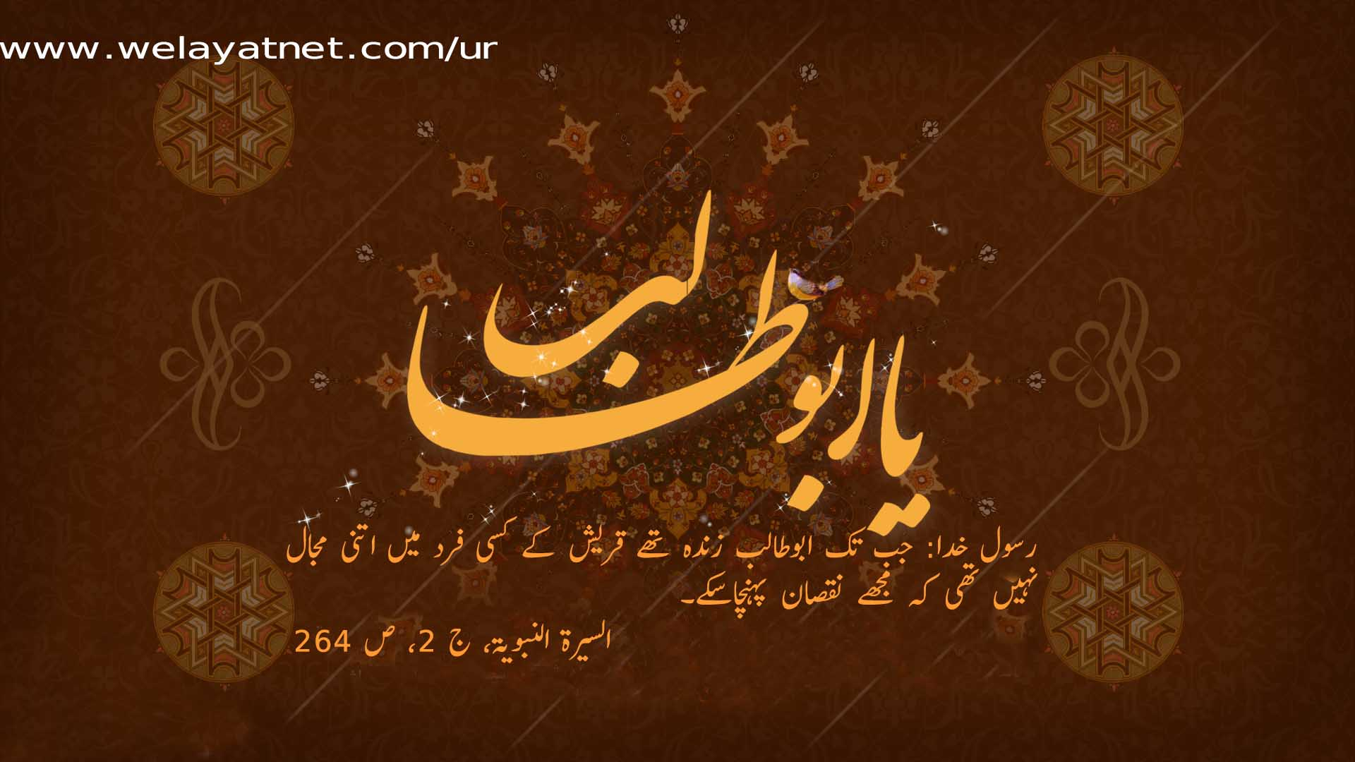 ایمان ابوطالب، علماء اہل سنت کی نگاہ میں (۱)