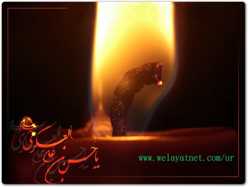 امام حسن عسکری(علیہ السلام)  معتمد عباسی کی زبانی
