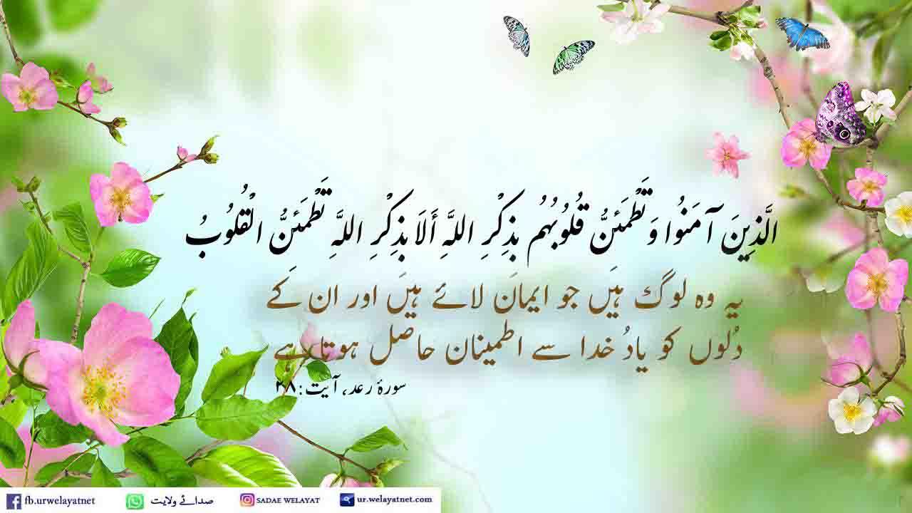 امام رضا(علیہ السلام) نظر میں ایمان کے ارکان