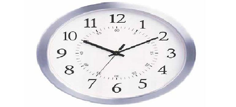 وقت کے لمحے لمحے کی اہمیت