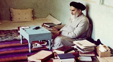 امام خمینی (علیہ الرحمہ) کے چند ایک صفات