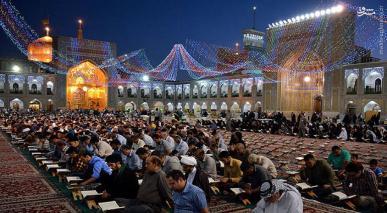 امام جعفر صادق اور امام علی رضا (علیہماالسلام) کا قرآن کی طرف رغبت دلانا