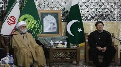 امام رضا(ع) کی زیارت کے ذریعہ سلفیوں کو عمران خان کا منہ توڑ جواب