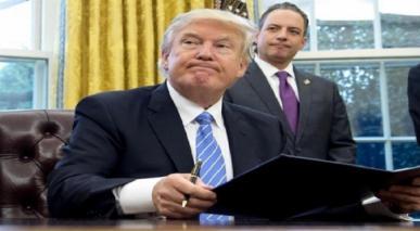 امریکی صدر ڈونالڈ ٹرمپ کا بین الاقوامی جرم 4
