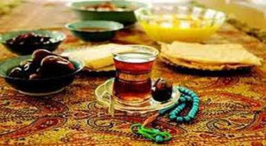 ماه رمضان کی بھوک اور پیاس
