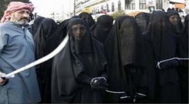 وہابیت کے ذریعہ خواتین کی تذلیل