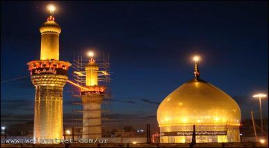 سید الشھداء کے کربلا میں ورود سے نو محرم تک کے اہم واقعات