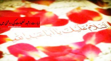 زيارت؛ شیعہ تعلیمات کی روشنی میں