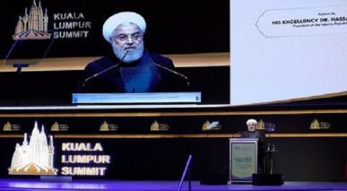 عالم اسلام کو امریکی ڈالر اور مالی نظام سے چھٹکارا حاصل کرنے کی ضرورت،حسن روحانی