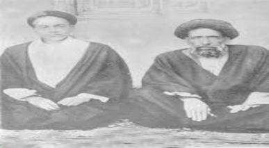زندگینامہ آيت اللہ سيد حسن مدرس