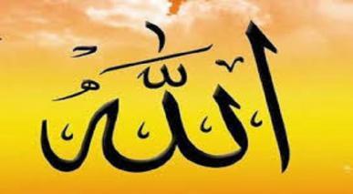 صرف اللہ پر بھروسہ ہونا چاہیے