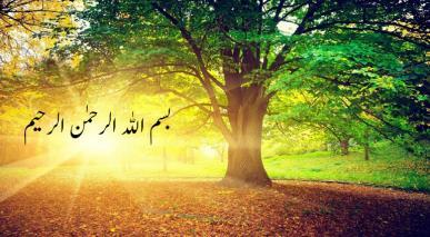 بسم اللہ سے پہلے جس لفظ کو مدنظر رکھا جائے