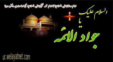 امام رضا(علیہ السلام) کا امام محمد تقی(علیہ السلام) کی امامت پر دلیل دینا