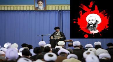 رہبر انقلاب کا شیخ نمر کی شہادت پر مذمتی بیان