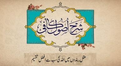 عقل، بندوں میں اللہ کی سب سے افضل تقسیم