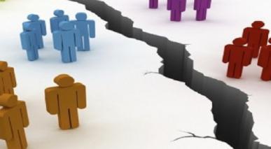 لوگوں کے درمیان اختلاف ڈالنے سے پرہیز