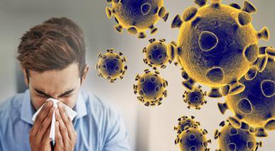 وبائی امراض سے دوری اور خانه نشینی