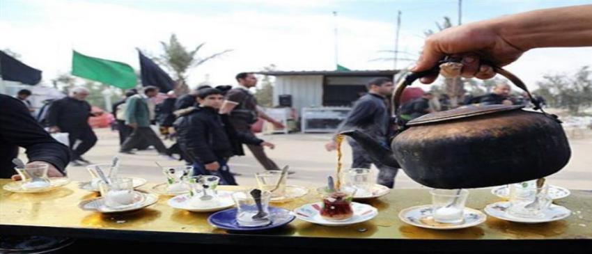 امام حسین کی نوکری کرنے والوں کو امام حسین کی عطا